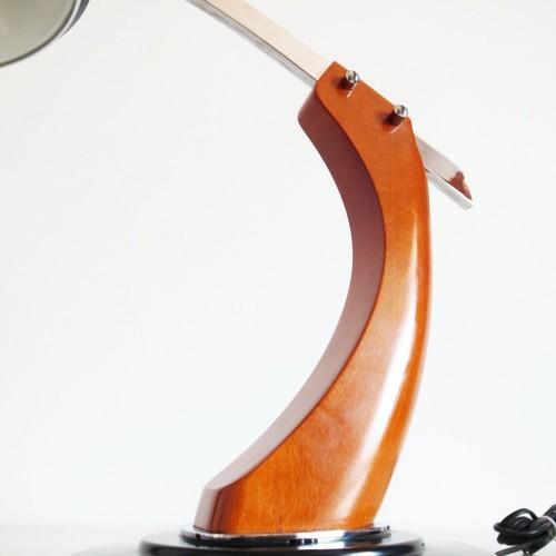 Lámpara de despacho FASE President, vintage 60s-70s. Completa y en perfecto estado.