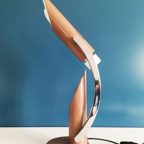 Lámpara de despacho FASE Tharsis, vintage 60s-70s. En excelente estado.