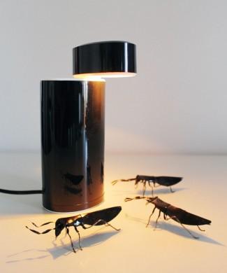 ELLISE - Lámpara de mesa orientable. Mario Bertorelle - JM RDM - Italia. Vintage años 70s.