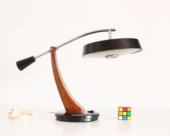 Lámpara de despacho FASE Péndulo, vintage 60s. Modelo antiguo, ESPECIAL COLECCIONISTAS.